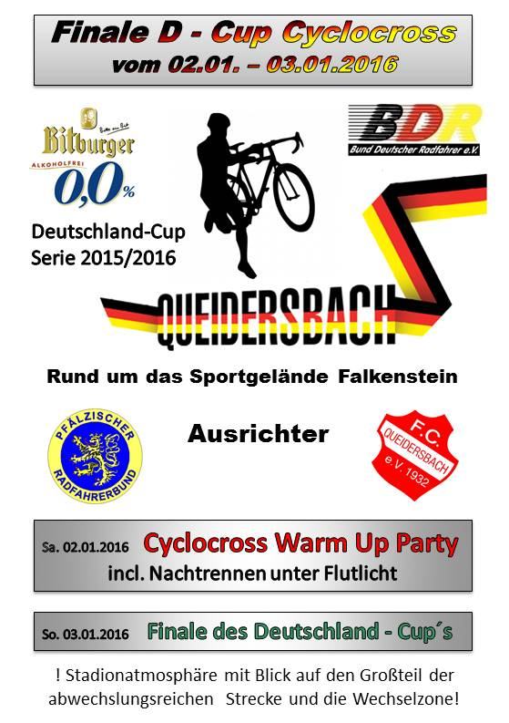 Flyer Crossrennen 2016