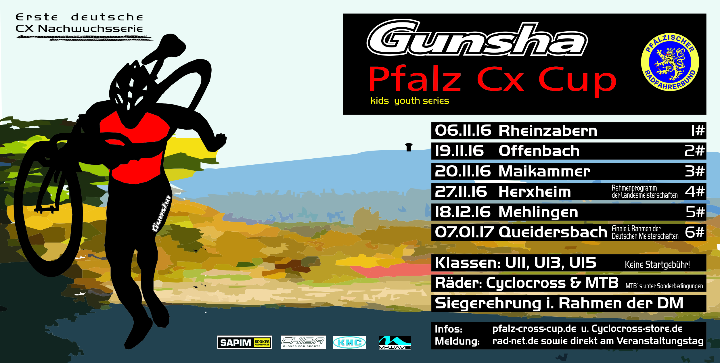 Flyer Gunsha CX Cup 1